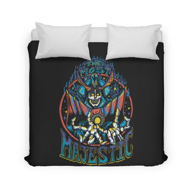 THE MOST MAJESTIC Home Duvet by Dega Studios