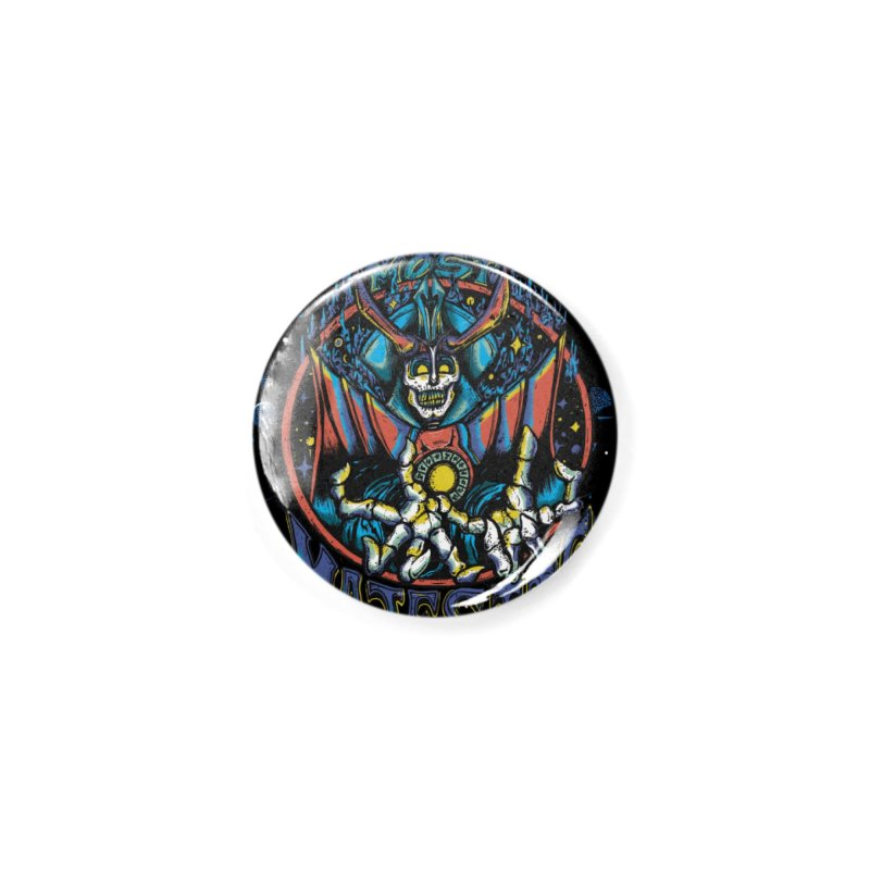 THE MOST MAJESTIC Accessories Button by Dega Studios