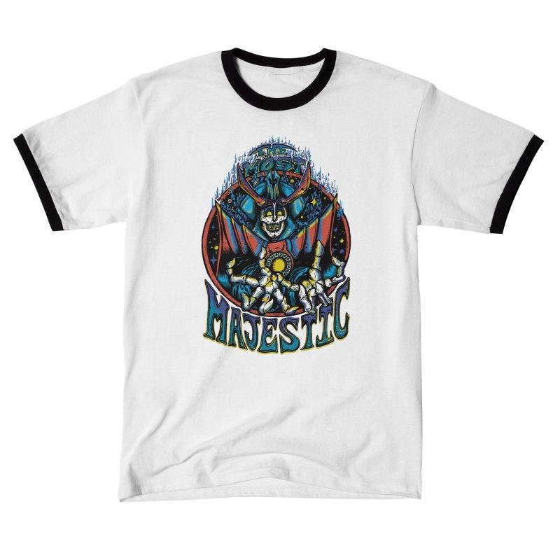 THE MOST MAJESTIC Men's T-Shirt by Dega Studios