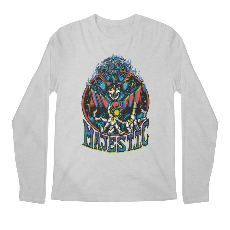 THE MOST MAJESTIC Men's Longsleeve T-Shirt by Dega Studios