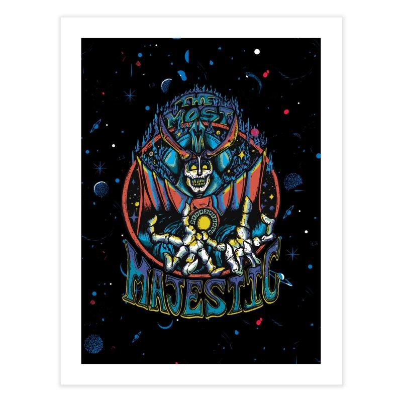 THE MOST MAJESTIC Home Fine Art Print by Dega Studios