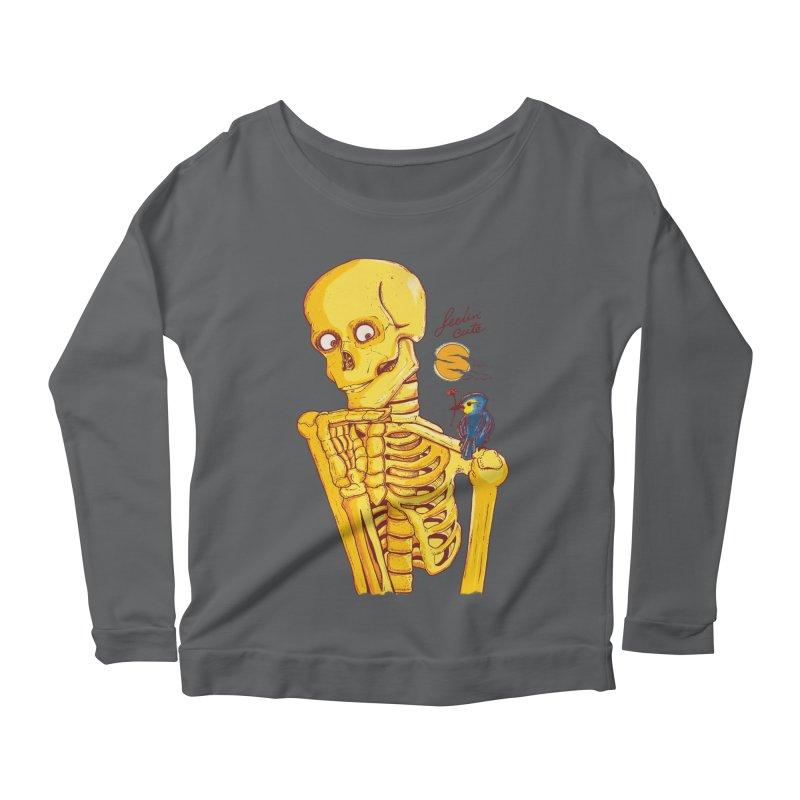 feelin' cute Women's Longsleeve T-Shirt by Dega Studios