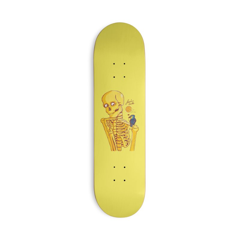 feelin' cute Accessories Skateboard by Dega Studios