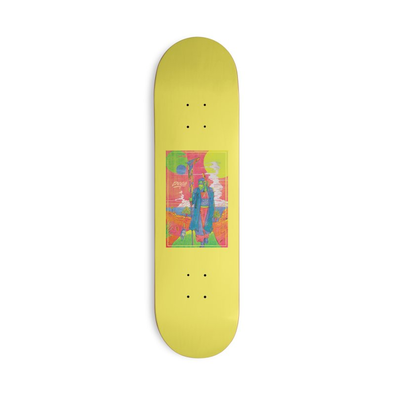 3020 Accessories Skateboard by Dega Studios