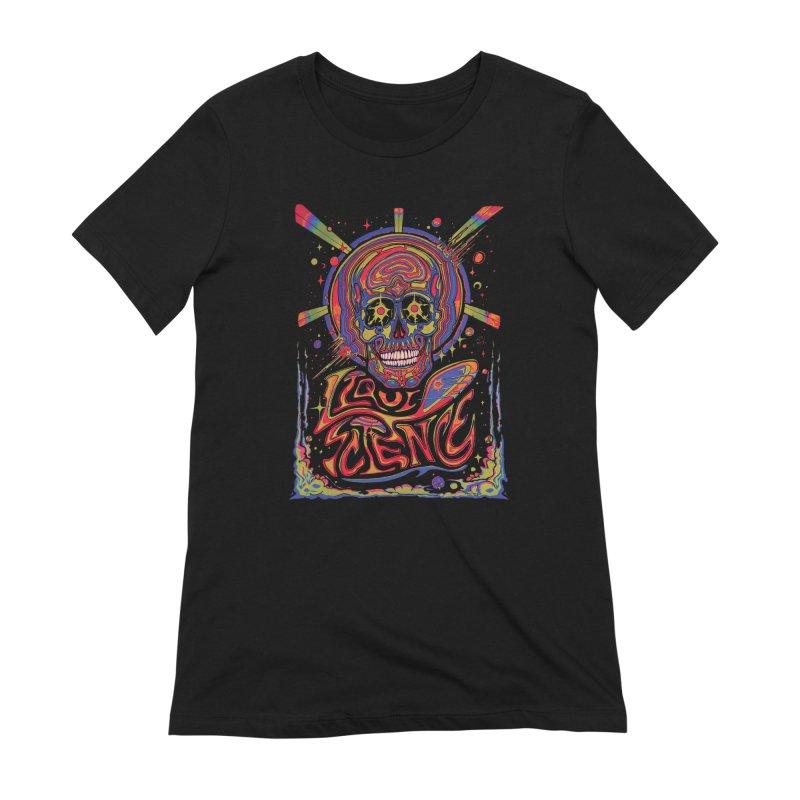Liquid Science Forever Women's T-Shirt by Dega Studios