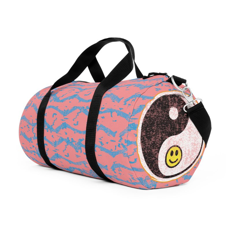 Happy Here Too Accessories Bag by Dega Studios