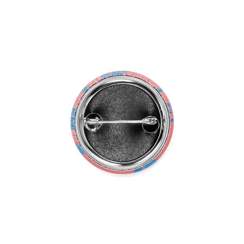 Happy Here Too Accessories Button by Dega Studios