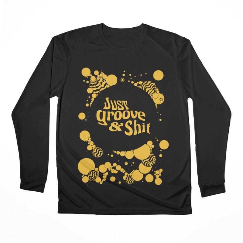 just groove Men's Longsleeve T-Shirt by Dega Studios