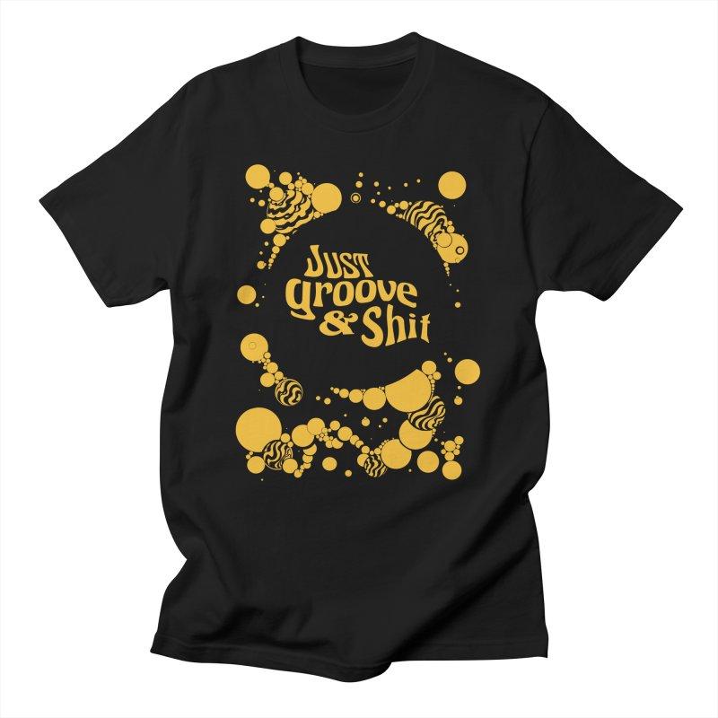 just groove Men's T-Shirt by Dega Studios