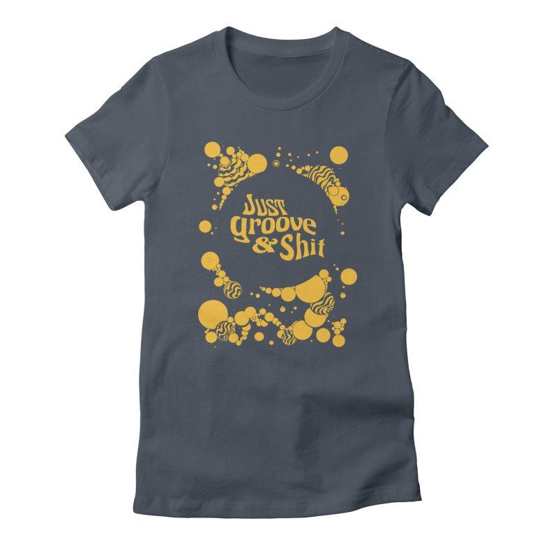 just groove Women's T-Shirt by Dega Studios