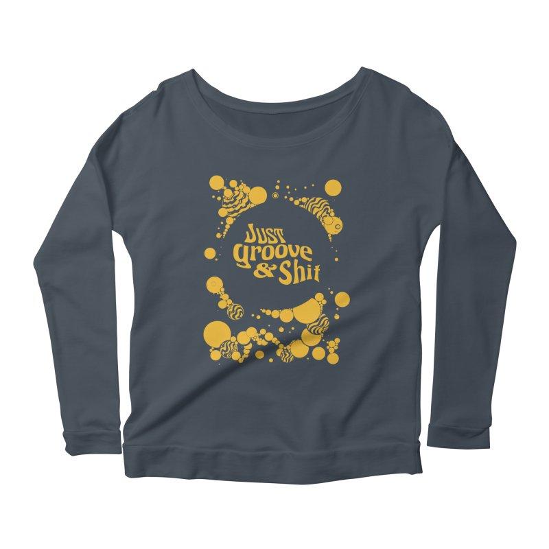 just groove Women's Longsleeve T-Shirt by Dega Studios