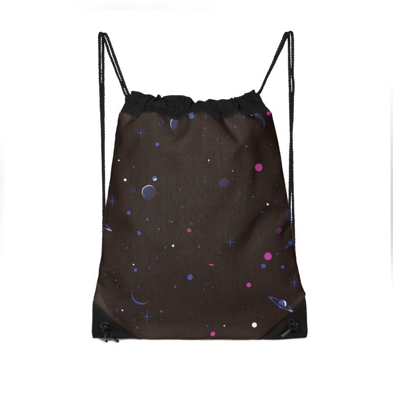 Dega Space Party Accessories Bag by Dega Studios