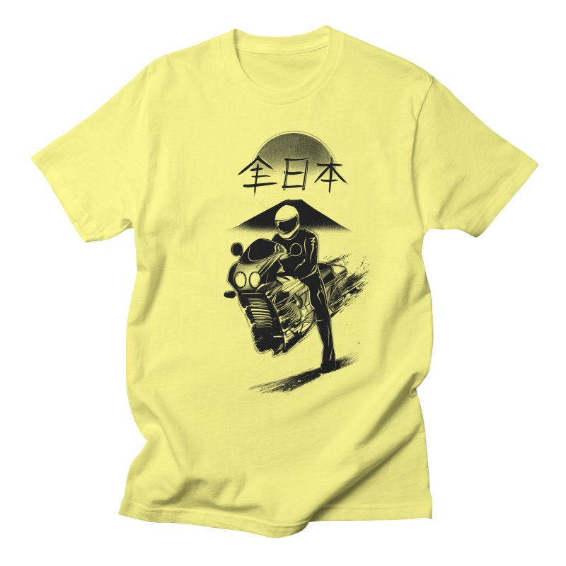 All Japan Autobike - LoFi Edition Men's T-Shirt by Dega Studios