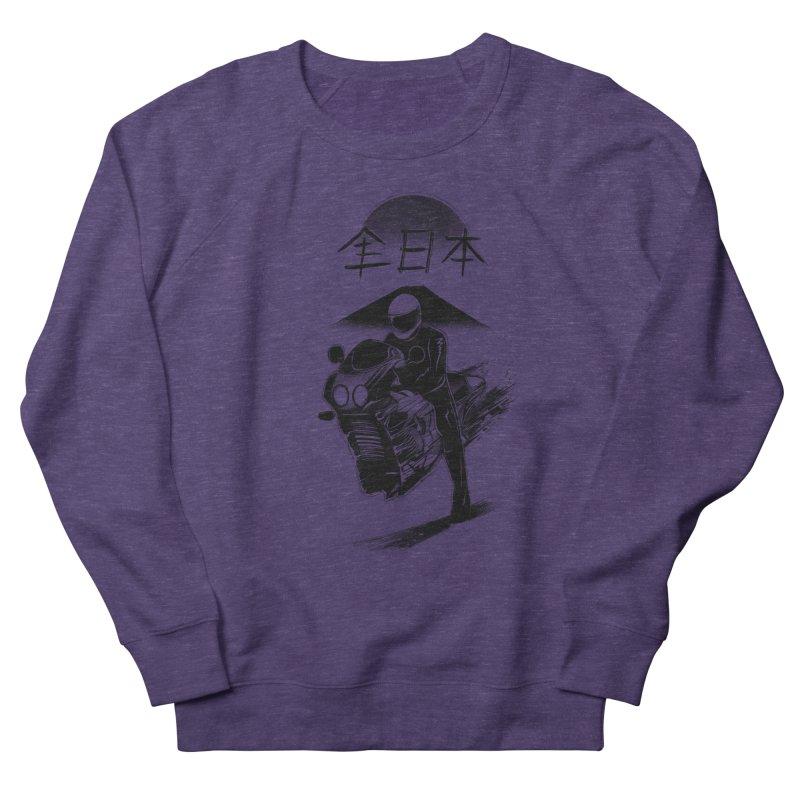 All Japan Autobike - LoFi Edition Women's Sweatshirt by Dega Studios
