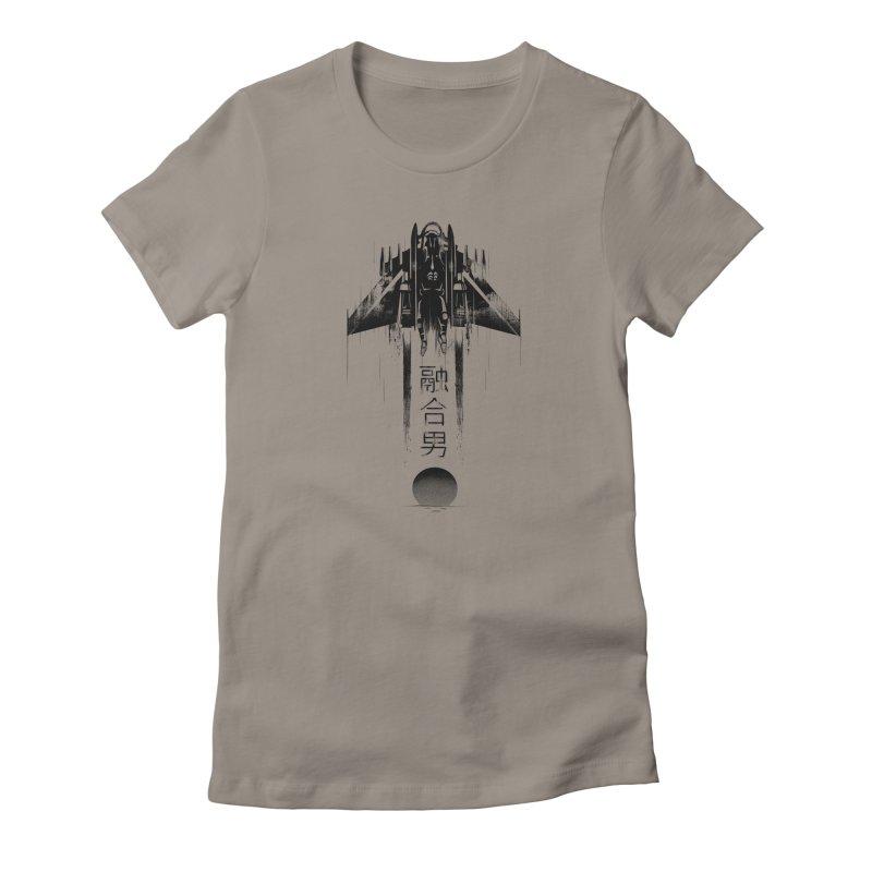 Fusionman - LoFi Edition Women's T-Shirt by Dega Studios