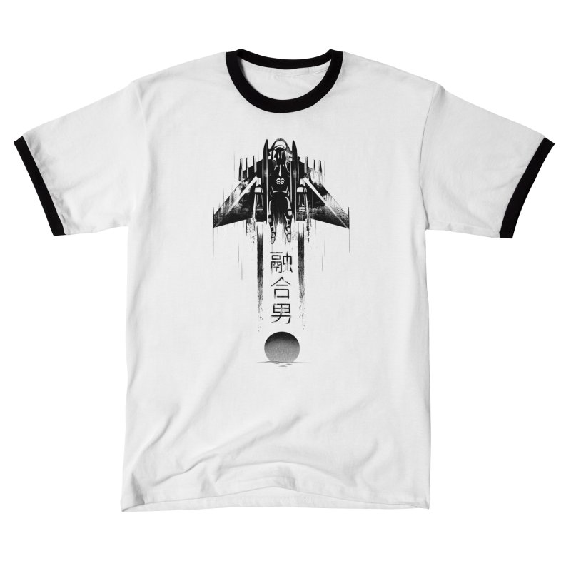 Fusionman - LoFi Edition Men's T-Shirt by Dega Studios