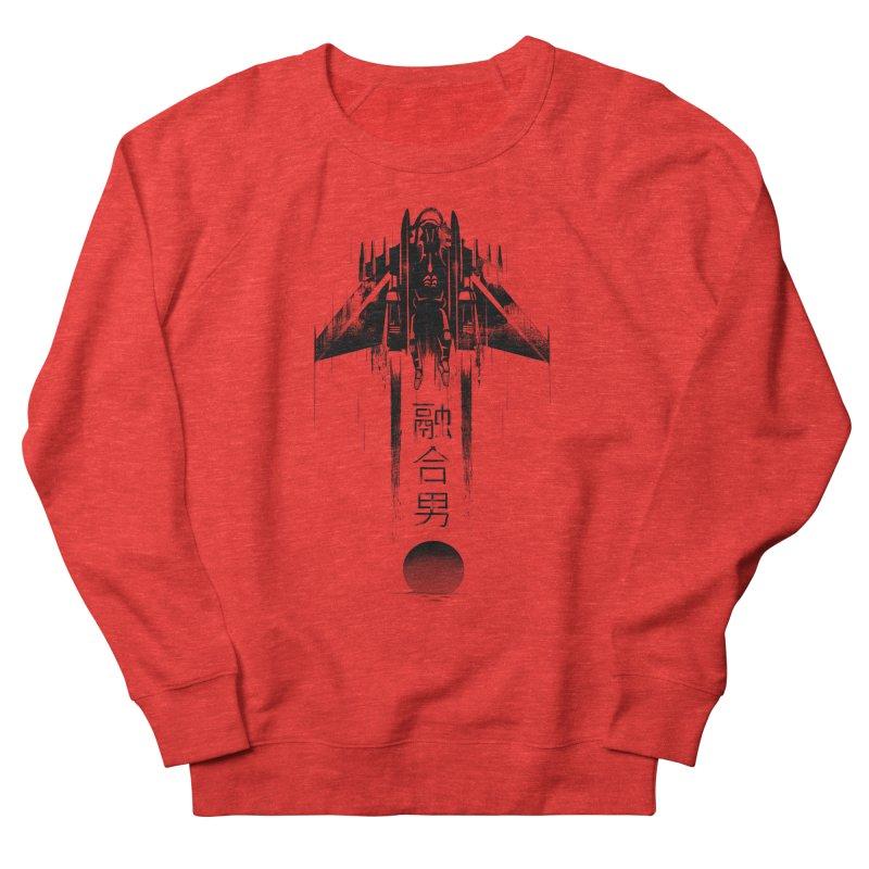 Fusionman - LoFi Edition Women's Sweatshirt by Dega Studios