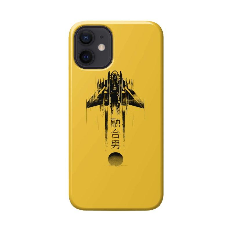 Fusionman - LoFi Edition Accessories Phone Case by Dega Studios