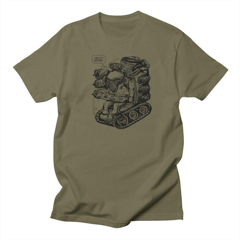 Byrdman's Revenge Men's T-Shirt by Dega Studios