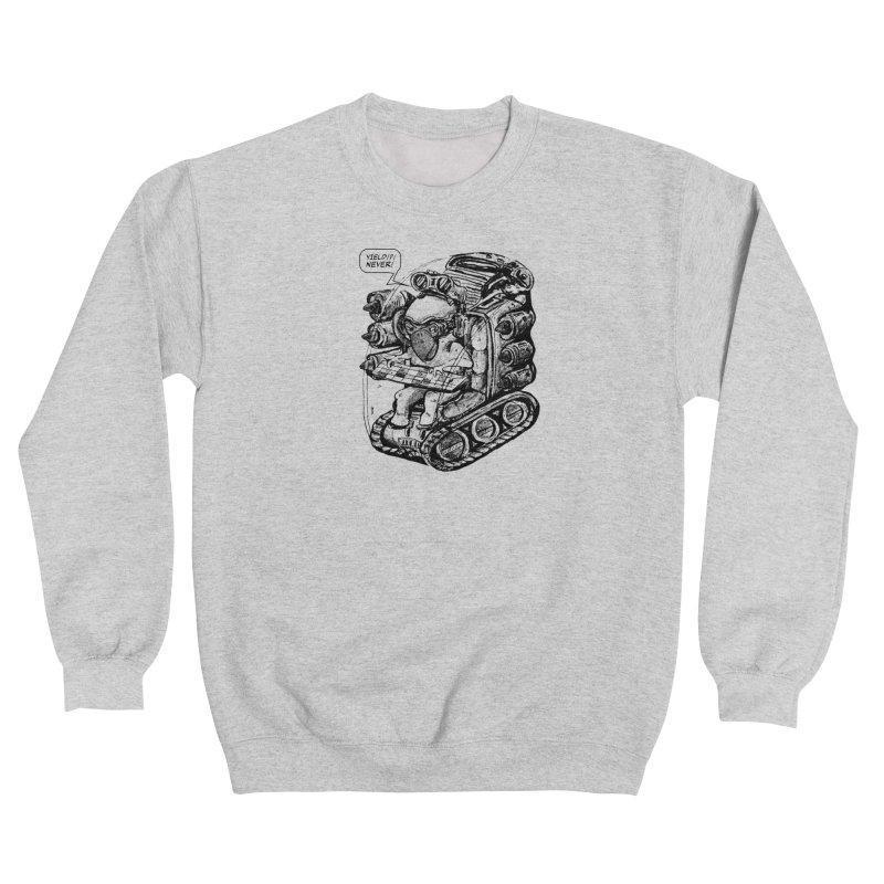 Byrdman's Revenge Men's Sweatshirt by Dega Studios