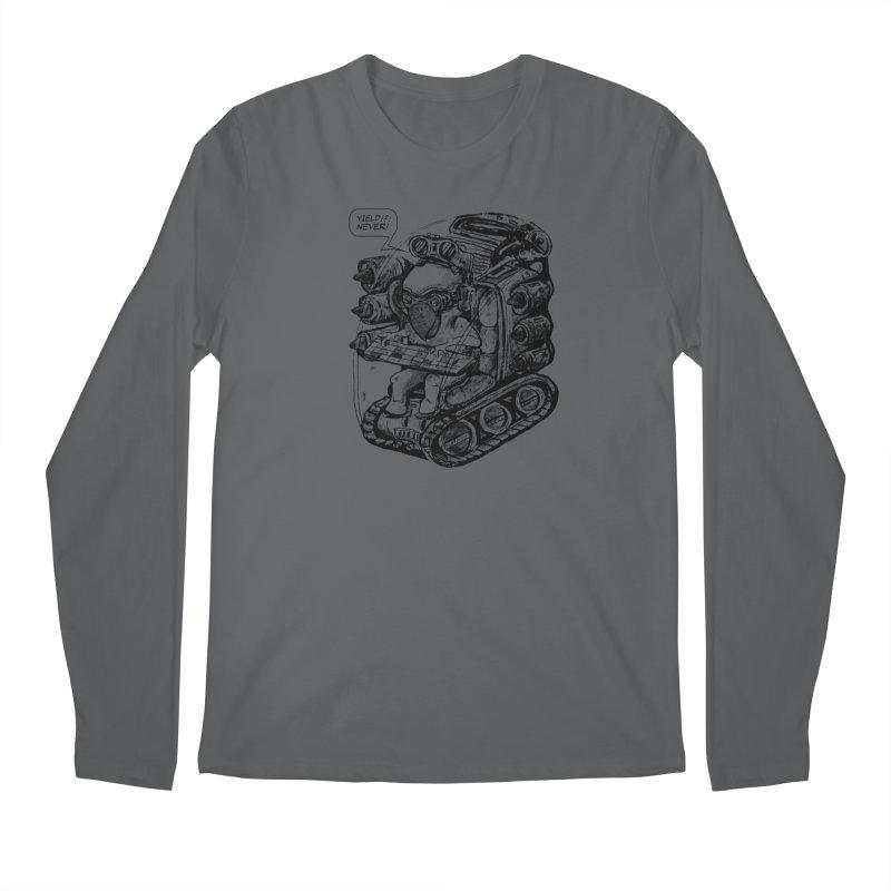 Byrdman's Revenge Men's Longsleeve T-Shirt by Dega Studios