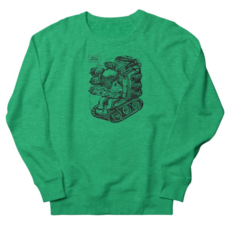 Byrdman's Revenge Women's Sweatshirt by Dega Studios