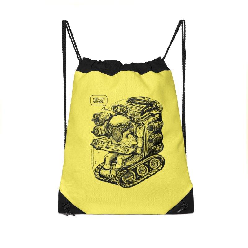 Byrdman's Revenge Accessories Bag by Dega Studios
