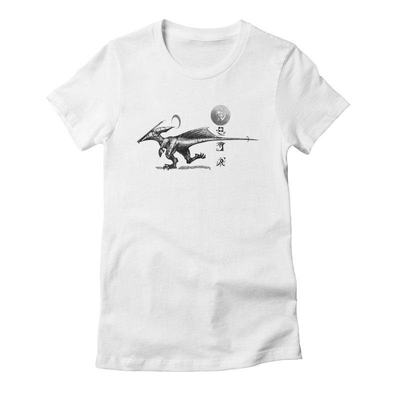 Sun Racer Women's T-Shirt by Dega Studios