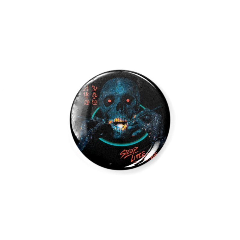 Sleep Little One Accessories Button by Dega Studios