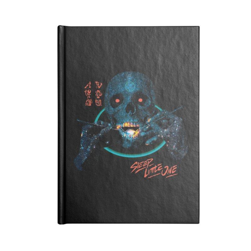 Sleep Little One Accessories Notebook by Dega Studios
