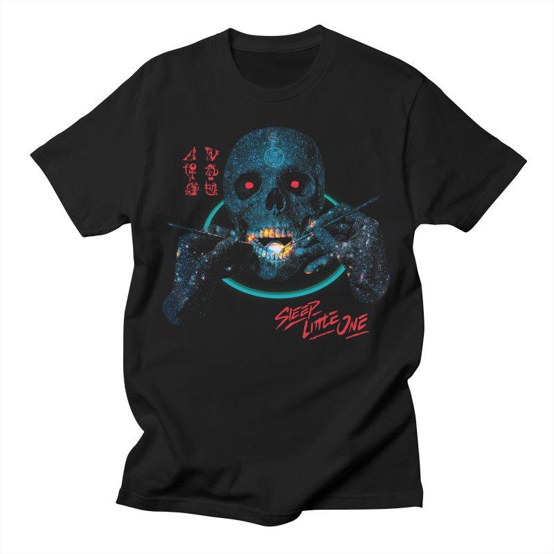 Sleep Little One Men's T-Shirt by Dega Studios