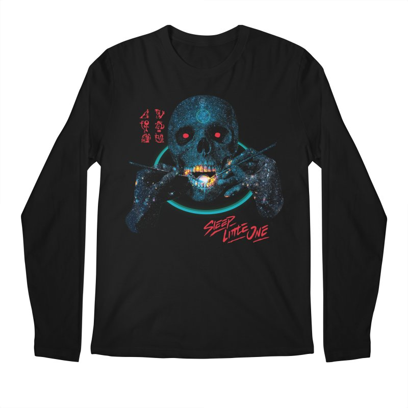 Sleep Little One Men's Longsleeve T-Shirt by Dega Studios