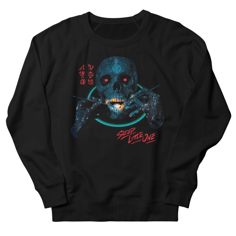 Sleep Little One Men's Sweatshirt by Dega Studios
