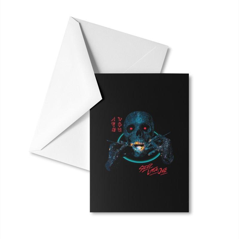 Sleep Little One Accessories Greeting Card by Dega Studios