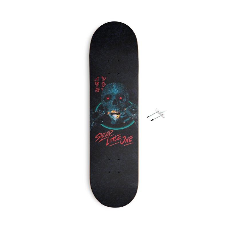 Sleep Little One Accessories Skateboard by Dega Studios
