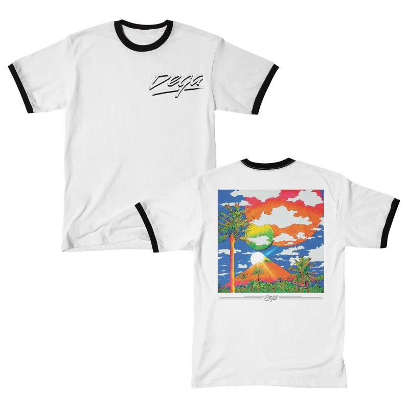 Elysian Fields Men's T-Shirt by Dega Studios