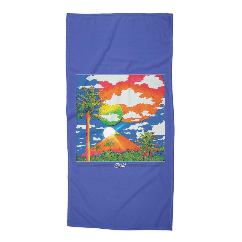 Elysian Fields Accessories Beach Towel by Dega Studios