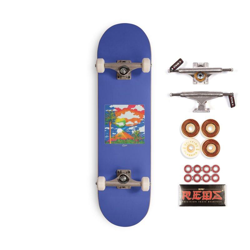 Elysian Fields Accessories Skateboard by Dega Studios
