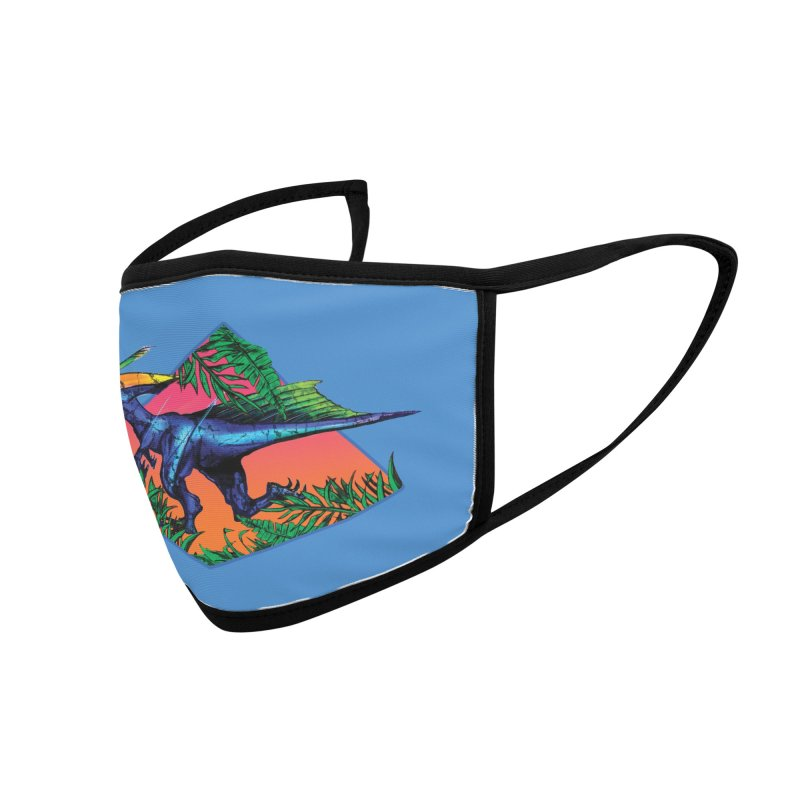 In the Wild Accessories Face Mask by Dega Studios