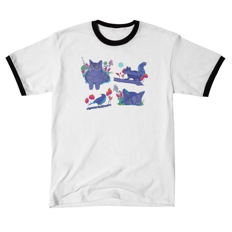 Midnight Rumble Men's T-Shirt by Dega Studios