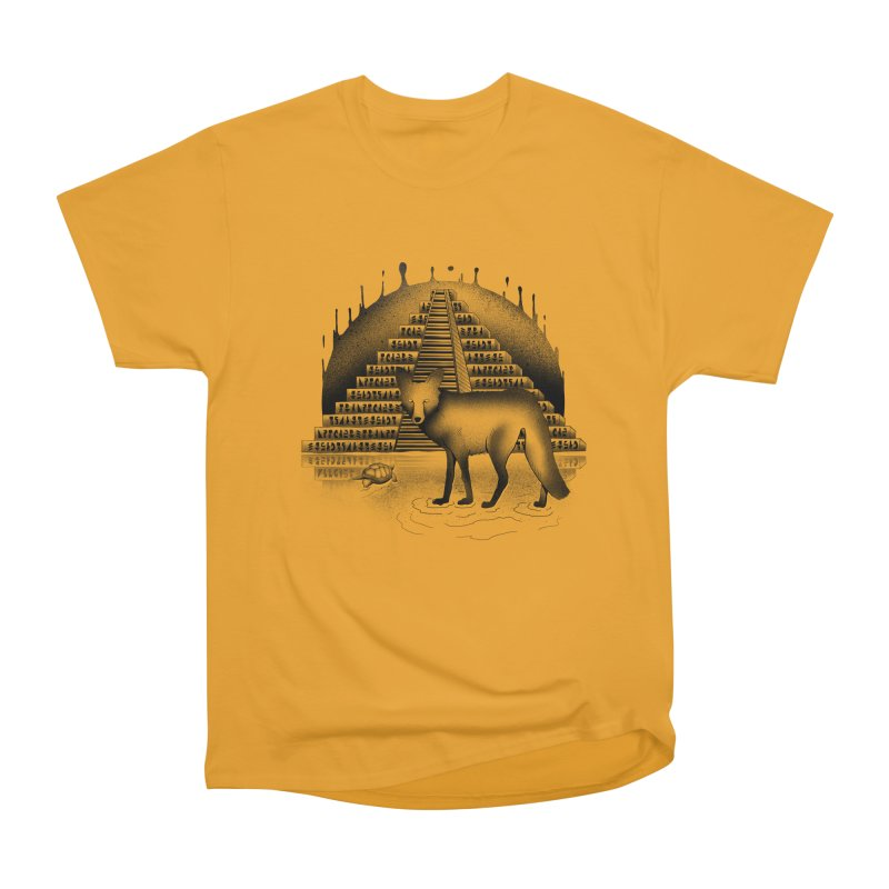 Viaje Mysterioso Men's Classic T-Shirt by Dega Studios
