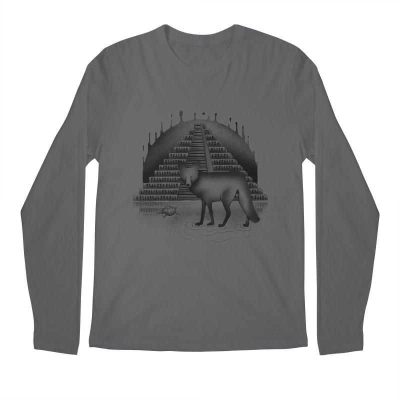Viaje Mysterioso Men's Regular Longsleeve T-Shirt by Dega Studios