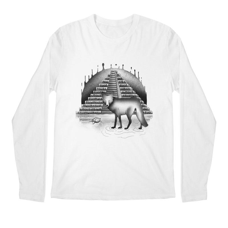 Viaje Mysterioso Men's Longsleeve T-Shirt by Dega Studios
