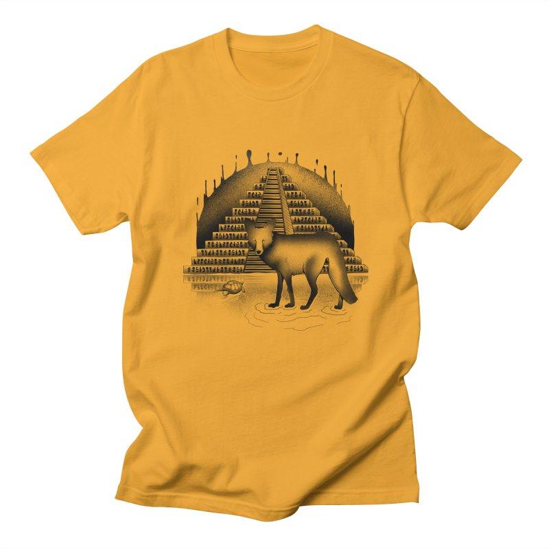 Viaje Mysterioso Women's Regular Unisex T-Shirt by Dega Studios