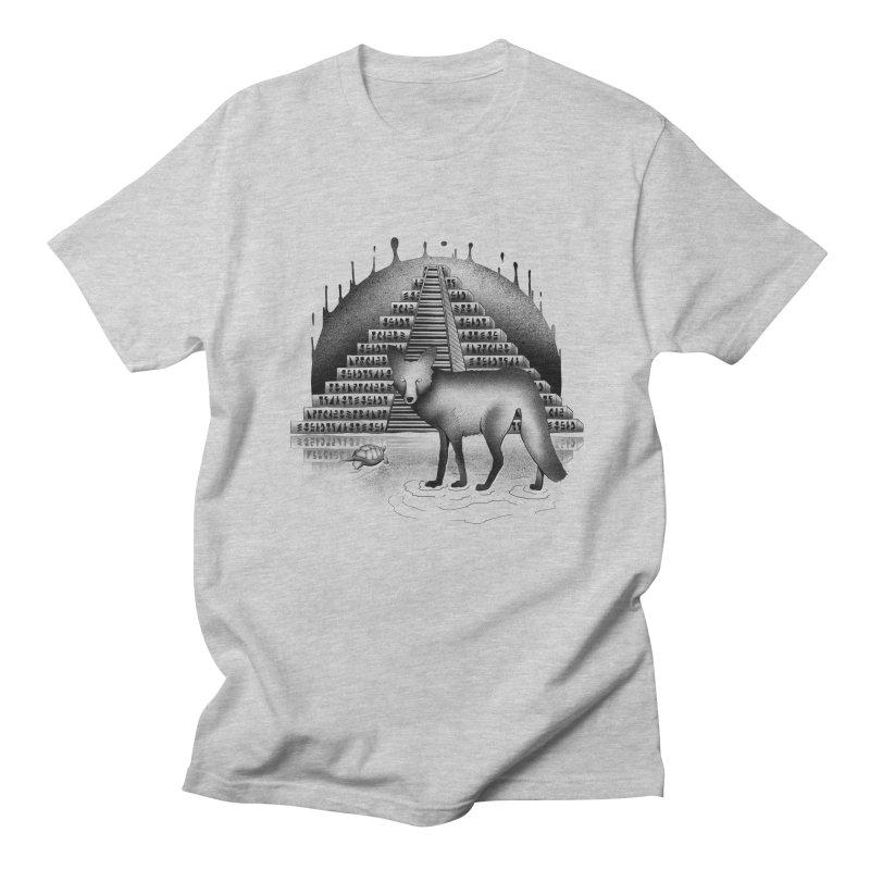 Viaje Mysterioso Men's Regular T-Shirt by Dega Studios