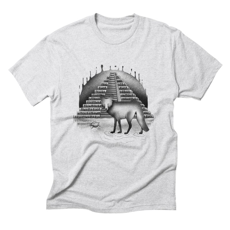 Viaje Mysterioso Men's Triblend T-Shirt by Dega Studios
