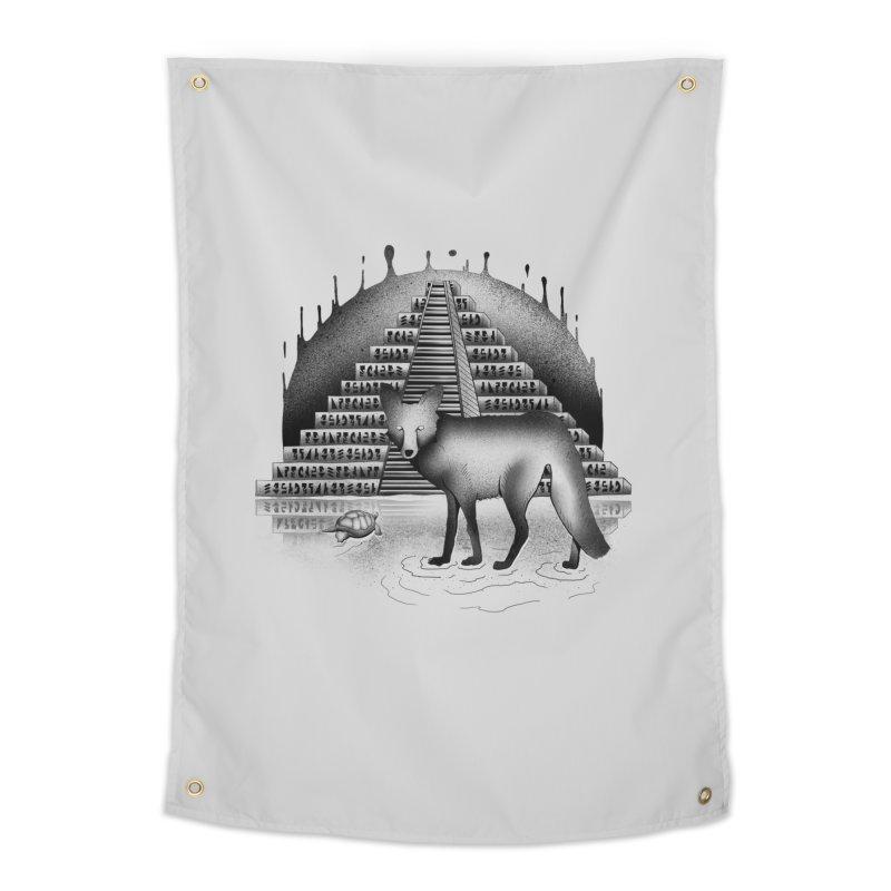 Viaje Mysterioso Home Tapestry by Dega Studios