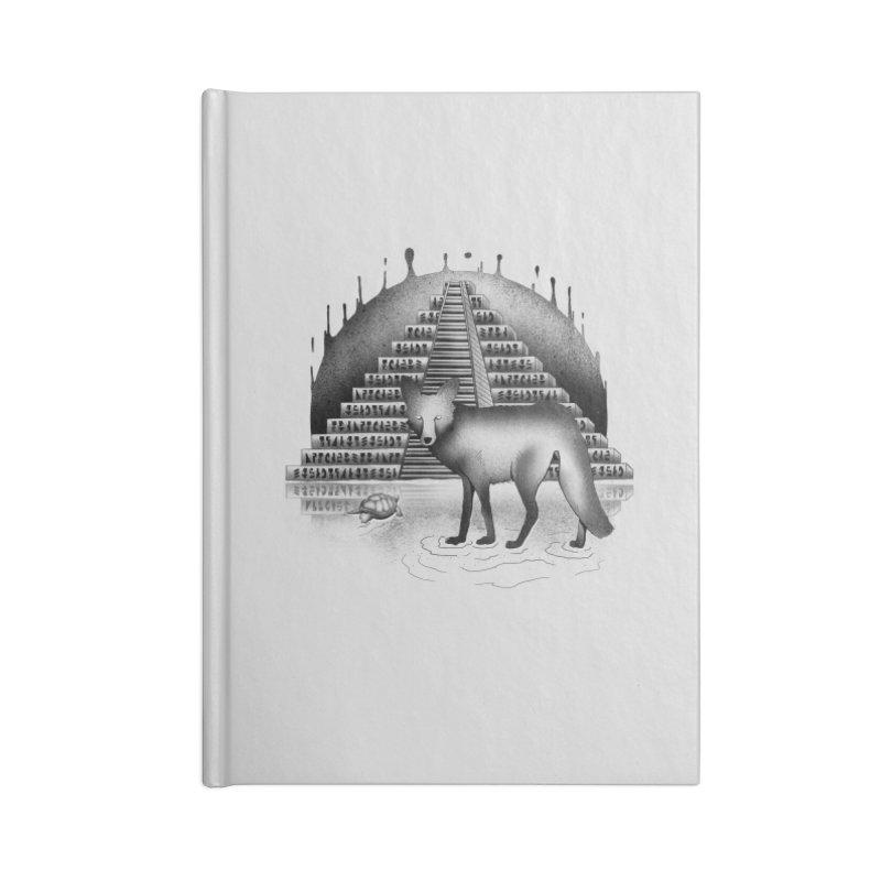 Viaje Mysterioso Accessories Notebook by Dega Studios