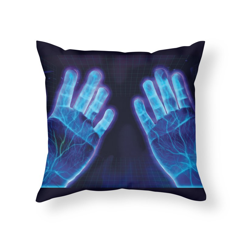 Pure Fusion Home Throw Pillow by Dega Studios