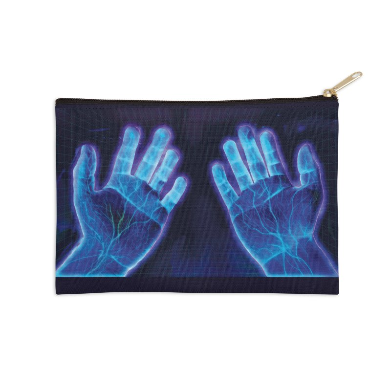 Pure Fusion Accessories Zip Pouch by Dega Studios